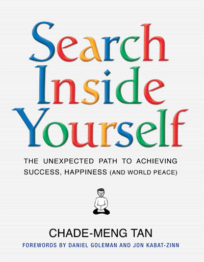 Search Inside Yourself book cover