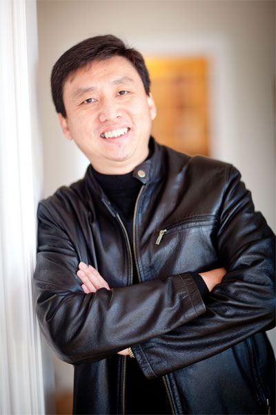 Chade-Meng Tan, author of Search Inside Yourself